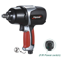 1/2'' Heavy Duty Twin Hammer Air Impact Wrench(NST-5040F)