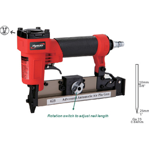 Pin Nailer (23Gauge) (625)