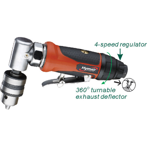 3/8'' in Line Air Angle Grinder/Drill (AT-4044BN)